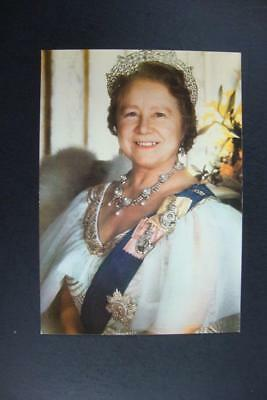 456) H.m. Queen Elizabeth The Queen Mother The Charles Skilton's Postcard Series