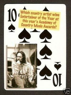 Willie Nelson Country Music Neat Card Look!! #9Y7