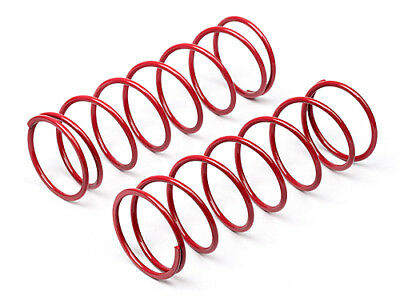 HPI VORZA FLUX [101850] BIG BORE SHOCK SPRING (RED/68mm/81GF/2PCS) #67452  NEW!