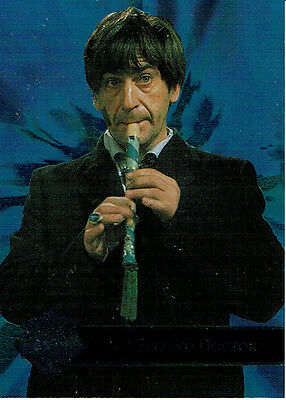 Doctor Who Cornerstone Series 3 Foil Card 2