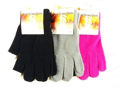 Unisex Mens Ladies Touch Screen Gloves Mobile Smart Phone iPad iPhone Winter