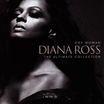 Diana Ross ( New Sealed Cd ) One Woman Ultimate Greatest Hits / Very Best Of