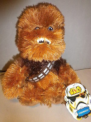 Joy Toy, Disney STAR WARS - Samtplüsch Plüsch Figur: CHEWBACCA 17cm