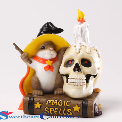 Charming Tails Halloween You're Delightfully Frightfully Magic