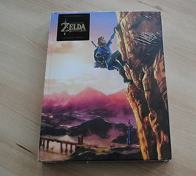 Nintendo Switch The Legend Of Zelda Collectors Edition Buch