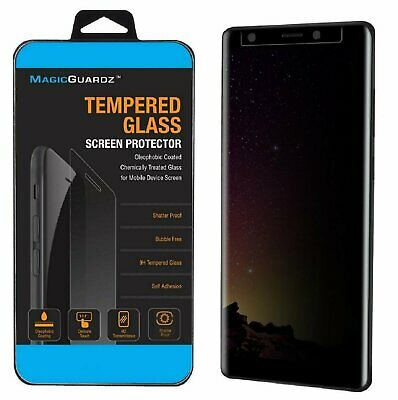 For Samsung Galaxy Note 8 Real Anti-Spy Privacy Tempered Glass Screen Protector