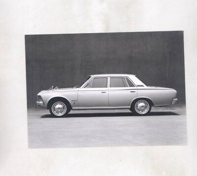 1967 Toyota Crown Super Deluxe ORIGINAL Factory Photograph wy6472