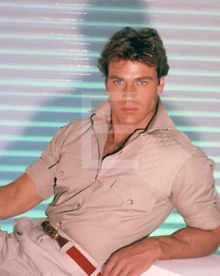 Jon Erik Hexum 8x10 to 24x36 Photo Poster Canvas GICLEE PRINT by LANGDON HL2027