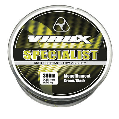 Virux Specialist 1000 0.450 mm Camo Green   Black