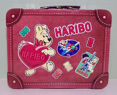 Haribo Candy Embossed Metal Lunchbox