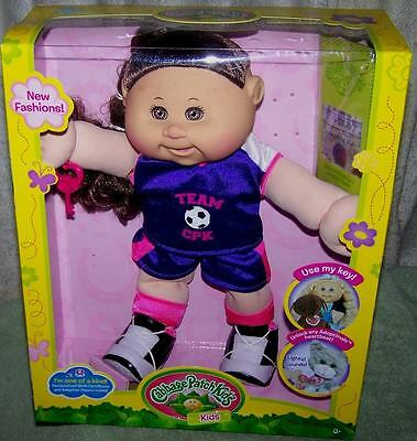 Cabbage Patch Kids for Adoptimals NOELLE KARLA Oct 29th Doll New