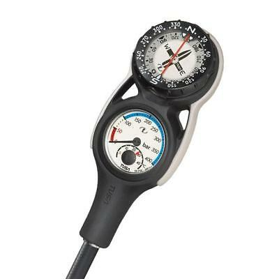 Tusa Console Compass And Pressure Gauge