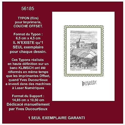 056185 - TYPON à Carte Postale rub. CPA CPM  89288 FOURONNES