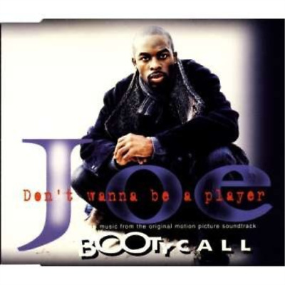 dont wanna be a player ( radio version / jee/big baby remix feat mi...  CD NEU