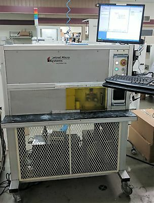Control Micro Systems CMS Laser Engraver with dual rotary axis 2010 vintage