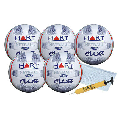 Hart Club Netball Pack - Get Your Sessions Started With A Ball Pack