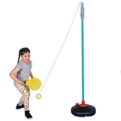 Hart Rotor Spin Tennis Set- Totem Tennis - Great Way To Get The Kids Out (9-873)