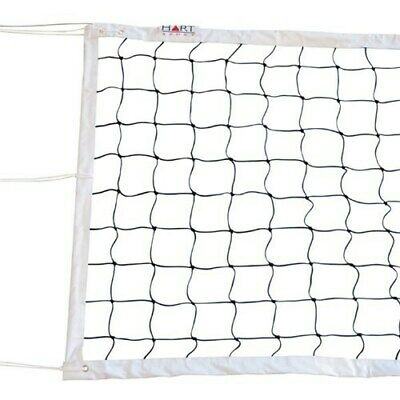 Hart Pro Volleyball Net - High Quality Net Designed For Any Level (20-163)