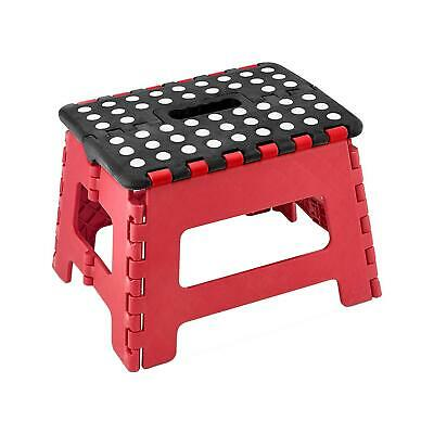 VInsani Multi Purpose Folding Step Stool Home Kitchen Easy Storage with Handle