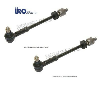 For Porsche 911 930 Pair Set of 2 Tie Rod Assembly Front Uro 93034703101