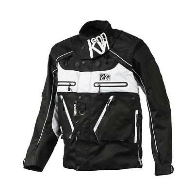 Kenny Enduro Jacke - Titanium - schwarz Motocross Enduro MX Cross