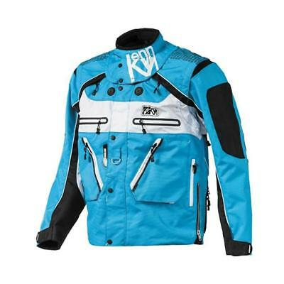 Kenny Enduro Jacke - Titanium - blau Motocross Enduro MX Cross