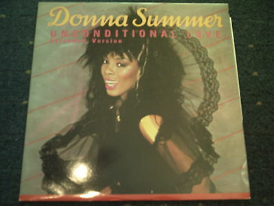 "Donna Summer-Unconditional Love 12"" Single"