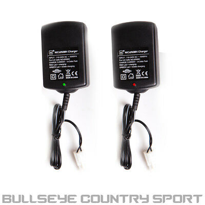 Asg Airsoft Battery Charger Intelligent With Auto Stop Nicd / Nimh 4-8 Cells