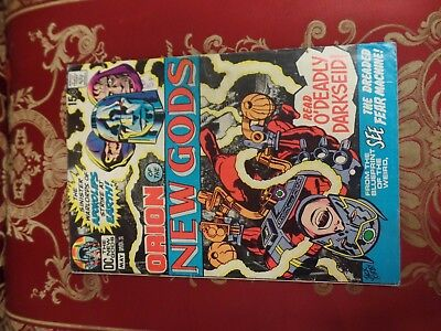 Orion of the New Gods #2 May 1971 Bagged DC Comic