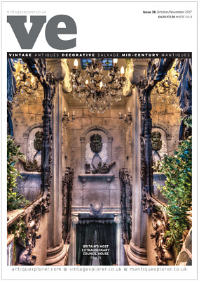VE Magazine - Issue 36 - Vagabond, Plastic,Tribal,Interiors,Brutalist,Meccano