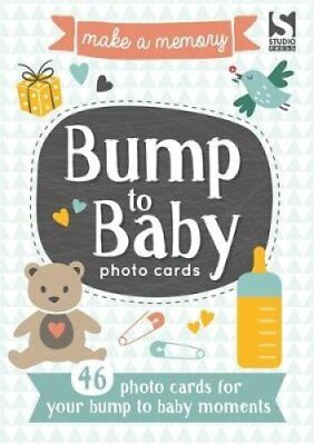 Make a Memory Bump to Baby Photo Cards Make a moment into a mem... 9781783706013