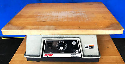 FMC SYNTRON J-50-B Benchtop FLAT PAPER JOGGER Works Perfect WATCH VIDEO FREESHIP