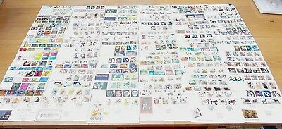 Job Lot Of Over 240 First Day Covers