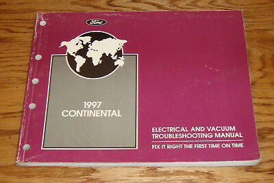 1997 Lincoln Continental Wiring Diagram - Diagrams Catalogue on