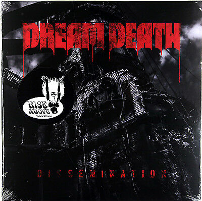Dream Death - Dissemination (Limited Red Vinyl LP- only 200) New