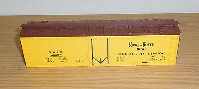 Lionel American Flyer Part: #48807 Nickel Plate Road Reefer Shell S Gauge Trains