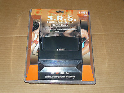 BRAND NEW Audiovox S.R.S. Satellite Radio Shuttle HOME DOCK - SRS SIRHK1 Sirius