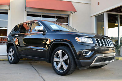 2015 Jeep Grand Cherokee Limited 2015 Jeep Grand Cherokee Limited, 1-Owner, Leather, Navigation, Moonroof, More!