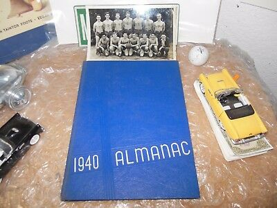 Alexander Hamilton High School Los Angeles California 1937 Yearbook