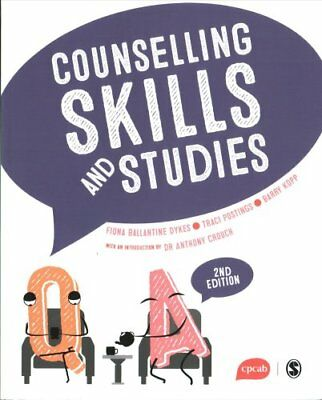 Counselling Skills and Studies by Traci Postings, Anthony Crouch, Barry Kopp,...