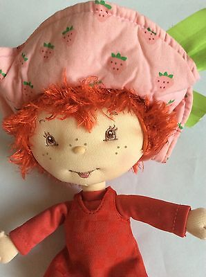 Strawberry Shortcake – Berry Best Friends – Doll/ Soft Toy - Original Style