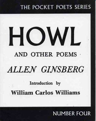 Howl and Other Poems by Allen Ginsberg 9780872860179 (Paperback, 2001)