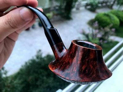 HS STUDIO pipe, Briar wood pipe---- unsmoked