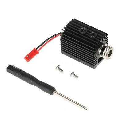 1000mW 405nm Laser Head for DIY Carving Engraving Machine Engraver W8S5