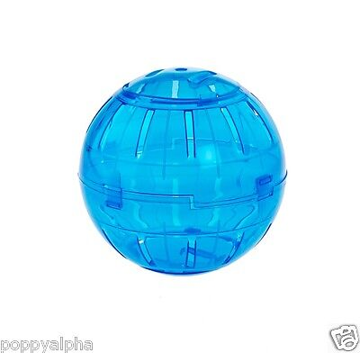 Mini 4 inch Run-A-Round Exercise Ball for Dwarf Hamsters & Mice