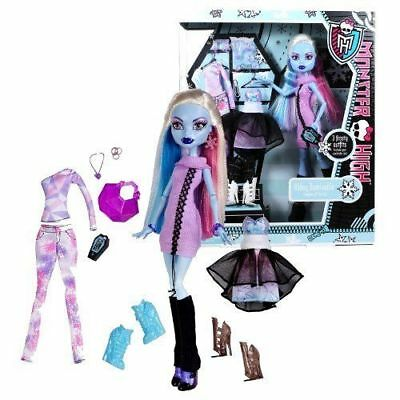Monster High Abbey Bominable I Love Fashion Doll ,  Brand New in Box , RARE