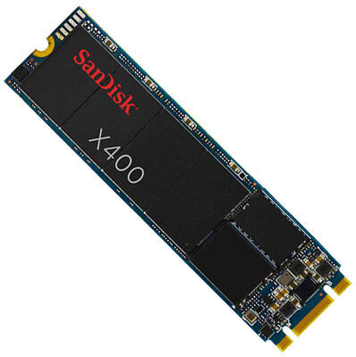 256GB SSD SanDisk X400 SSD Solid-State-Disk M.2 2280 SATA 6Gb/s
