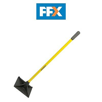 Roughneck ROU64379 Fibreglass Earth Rammer (Tamper) 8in x 8in