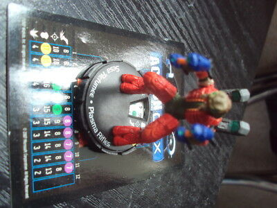 Halo Heroclix Action Clix Sesa Refumee #077 With Card Vgc Free Uk Post