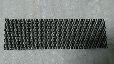 "MMO coated expanded titanium mesh anode - 3"" x 10"""